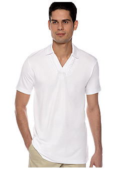 Cubavera Johnny Collar Polo