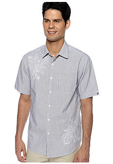 Cubavera Embroidered Shirt