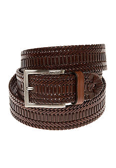 Nautica Braid Dress Belt