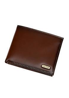 Nautica Men's Mystic Passcase Wallet