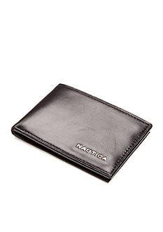 Nautica Weatherly Slim Passcase