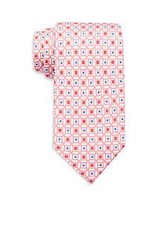 Countess Mara Geo Print Tie