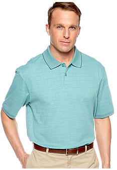 Saddlebred Textured Box Polo
