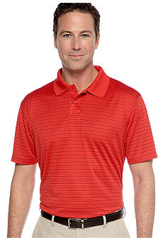 Saddlebred Stripe Polyester Polo