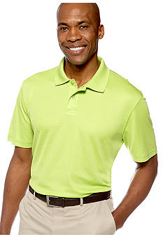 Saddlebred Solid Polyester Polo