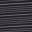 Performance Polo Shirts for Men: Black Saddlebred Big & Tall Stripe Performance Polo