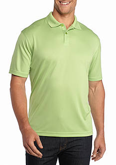 Saddlebred Short Sleeve Polyester Polo Shirt