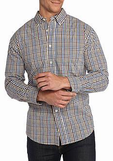 Saddlebred Long Sleeve Poplin Shirt