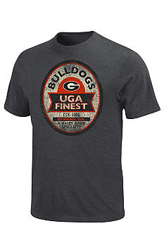 Section 101 by Majestic Geogia Bulldogs Choose Not to Loose Tee