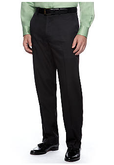 Braggi Micro Herringbone Dress Pant