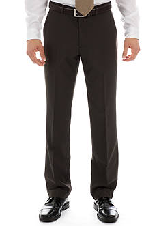 Kenneth Cole Reaction Slim Fit Mini Striped Suit Separate Pants