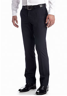 Kenneth Cole Reaction Slim Fit Stripe Suit Separate Pants