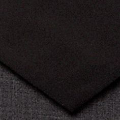 Kenneth Cole Reaction: Black Solid Kenneth Cole Reaction Slim Fit Suit Separate Vest