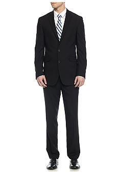 Kenneth Cole Reaction Black Suit