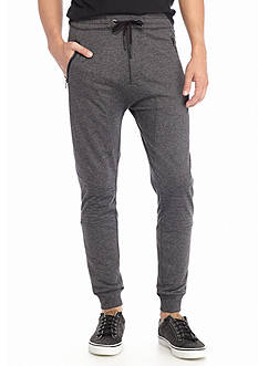 Retrofit Mock Moto Jogger Pants