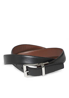 Polo Ralph Lauren Leather Reversible Dress Belt