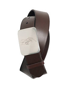 Polo Ralph Lauren Pony Plaque Belt
