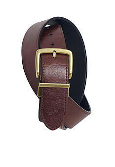 Lauren Ralph Lauren Leathergoods Casual Reversible Leather Belt