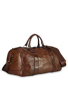 Polo Ralph Lauren Leather Gym Bag
