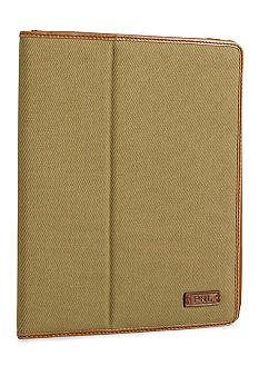 Polo Ralph Lauren Canvas Media Case