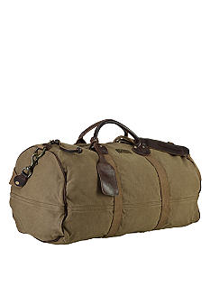 Polo Ralph Lauren Canvas Bedford Duffle Bag
