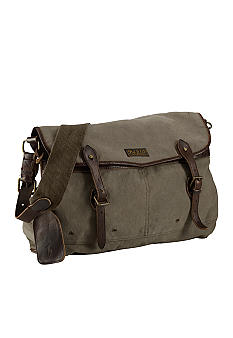 Polo Ralph Lauren Canvas Messenger Bag