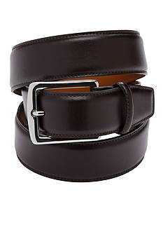 Lauren Ralph Lauren Leathergoods Smooth Leather Belt