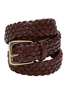 Lauren Ralph Lauren Leathergoods Burlington Braid