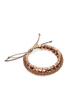 Madison Daryl Wood Bracelet