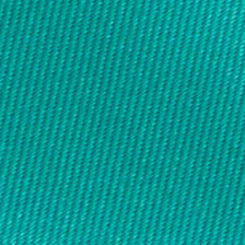 Madison Clothing for Men: Aqua Madison Slim Solid Tie with Tie Bar
