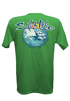 Salt Life Life's Short Tee Shirt