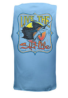 Salt Life Sailfish Delight Tank