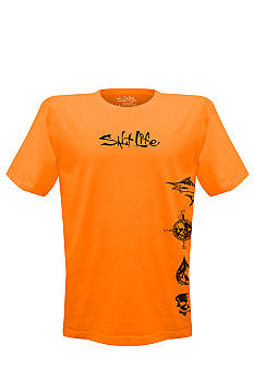 Salt Life Across the Board Tee