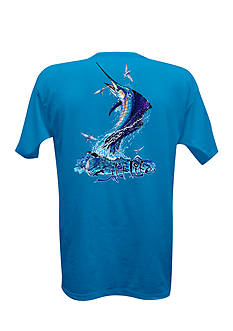 Salt Life Sailfish Explosion Tee
