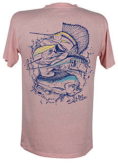 Salt Life Tri-Blend Deep Below Tee