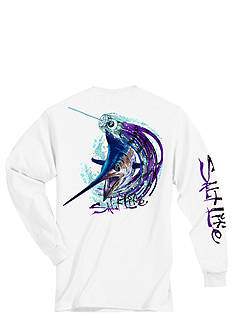Salt Life Marlin Lure Shirt
