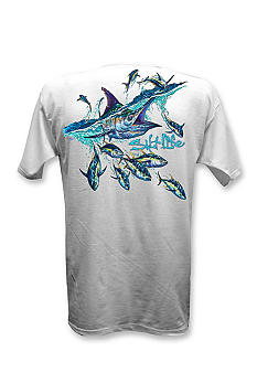 Salt Life Marlin Spool Tee