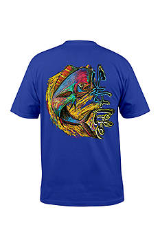 Salt Life Short Sleeve Bold Mahi Graphic Tee