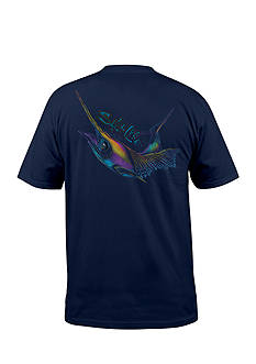 Salt Life Short Sleeve Neon Light Graphic Tee