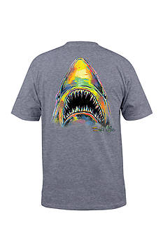 Salt Life Short Sleeve Jawsome Graphic Pocket Tee