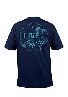 Salt Life Short Sleeve Green Room Graphic Tee