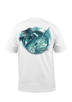 Salt Life Marlin Seas Graphic Tee