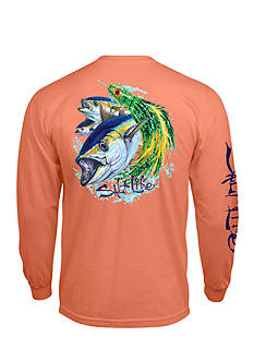 Salt Life Long Sleeve Tuna Lure Pocket Tee
