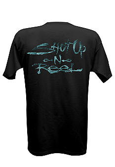 Salt Life Shut Up And Reel Scales Tee