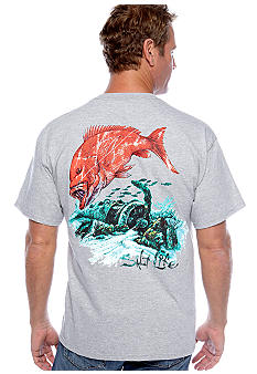 Salt Life Big Red Tee
