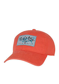 Salt Life Cargo Patch Hat