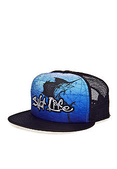 Salt Life Deep Sea Trucker Cap