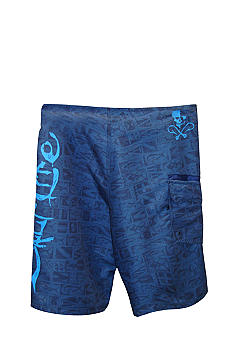 Salt Life Flying Stealth SLX-QD Boardshorts