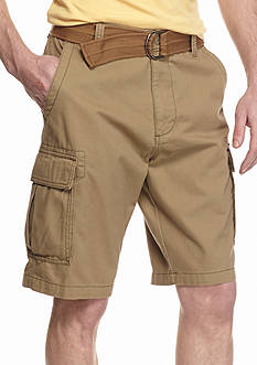 Plugg™ Big & Tall Stormer Core Twill Cargo Shorts