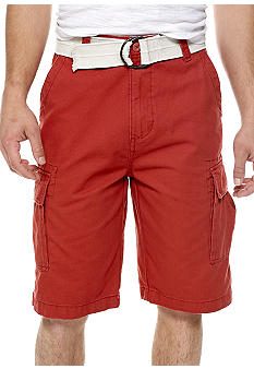 Plugg Core Twill Cargo Fashion Shorts